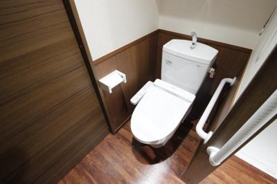 【トイレ】エミール大町