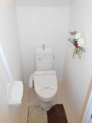 【トイレ】ガルテンMASAKI A棟