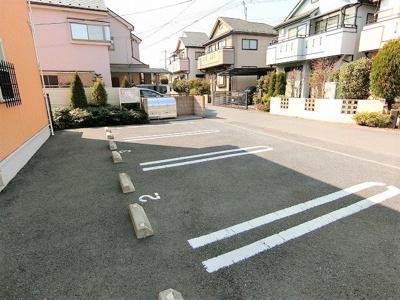 【駐車場】セディ