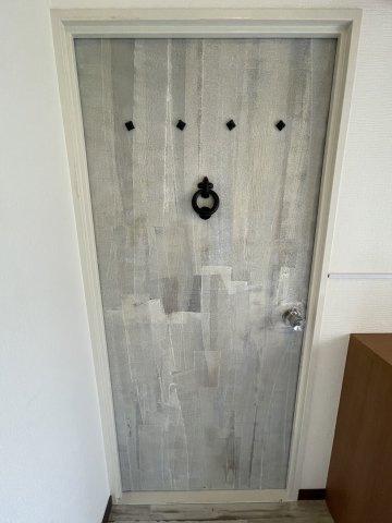おしゃれな室内ドア!