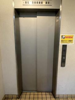 エレベーター付きのためたくさんお買い物してもこわくないです!