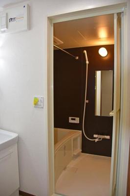 【浴室】フレア三ツ和
