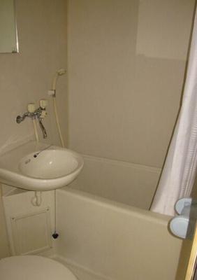 【浴室】リンナン目白ガーデン