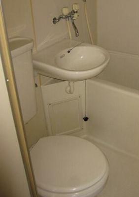 【トイレ】リンナン目白ガーデン