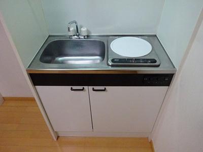 【キッチン】MIWAハイツ