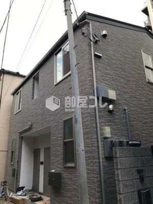 【外観】浅三アパートⅡ
