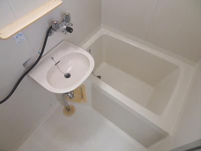 【浴室】マ・シャンブル