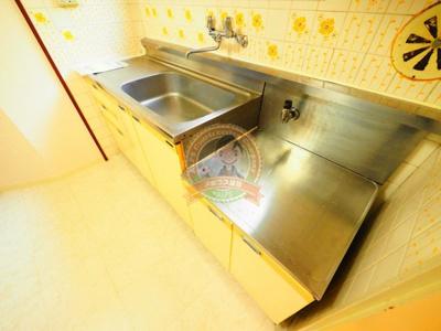 【キッチン】マコト第二ビル