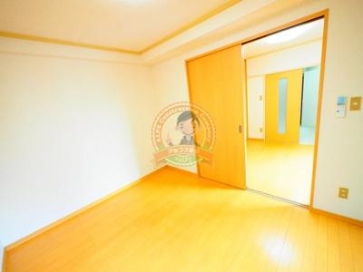 【寝室】マコト第二ビル