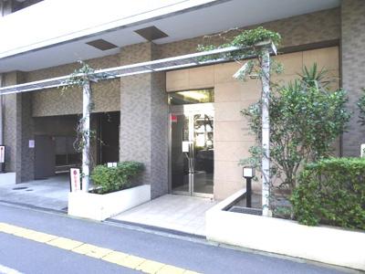 【エントランス】JR横浜線 相模原駅 中央区中央3丁目 リベルテ相模原中央
