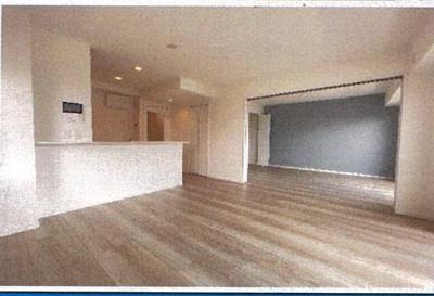 【居間・リビング】JR横浜線 相模原駅 中央区中央3丁目 リベルテ相模原中央