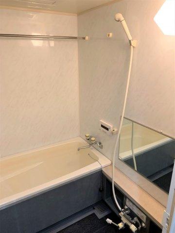 【浴室】城南区鳥飼4丁目 中古マンション2LDK 4階