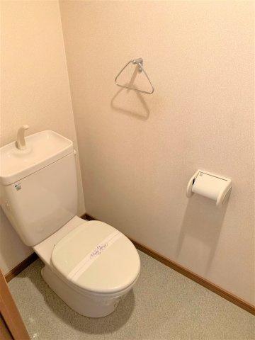 【トイレ】城南区鳥飼4丁目 中古マンション2LDK 4階