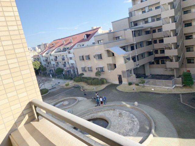 【展望】城南区鳥飼4丁目 中古マンション2LDK 4階