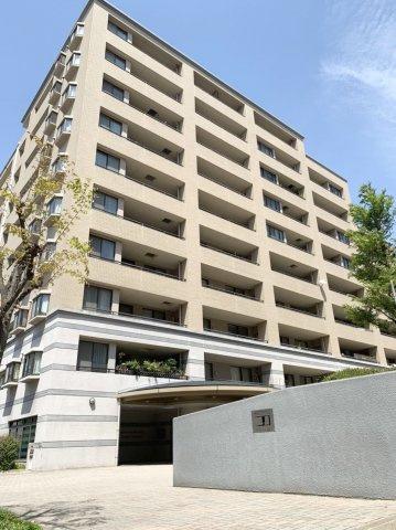 【外観】城南区鳥飼4丁目 中古マンション2LDK 4階