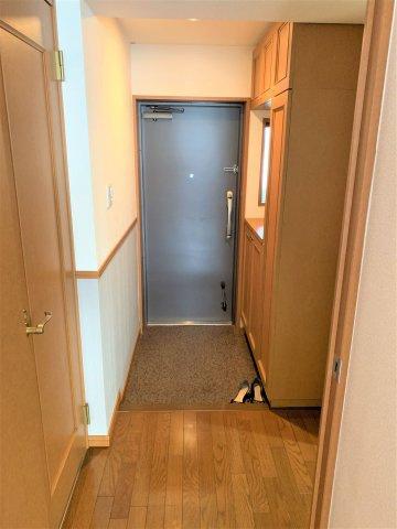 【玄関】城南区鳥飼4丁目 中古マンション2LDK 4階
