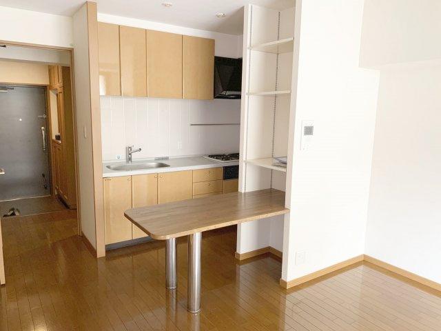 【キッチン】城南区鳥飼4丁目 中古マンション2LDK 4階