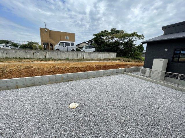 【庭】サンコート宇部市西岐波4号地 新築戸建