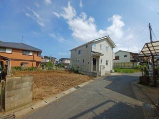 千葉市中央区仁戸名町 土地 大森台駅 陽当たり良好な土地です!