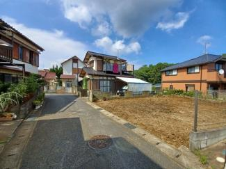 千葉市中央区仁戸名町 土地 大森台駅 建築条件ございません!