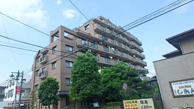 【外観】ライオンズマンション南浦和第3