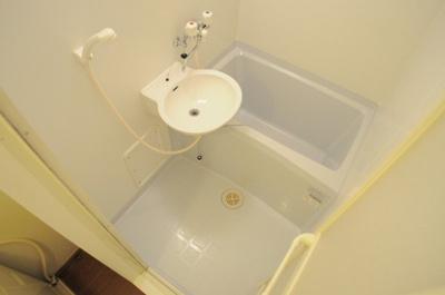 【浴室】レオパレスSHOW