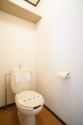 【トイレ】セゾンフォーブル