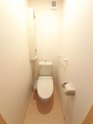 【トイレ】グランメール Ⅰ