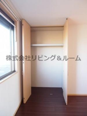 【収納】プライムメイト・B棟