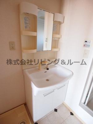 【洗面所】プライムメイト・B棟