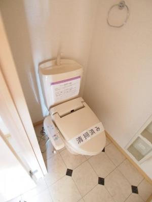 【トイレ】プライムメイト・B棟