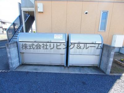 【駐車場】プライムメイト・B棟