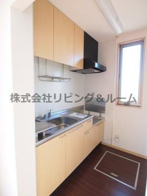 【キッチン】プライムメイト・B棟