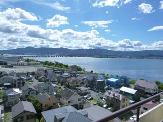 【展望】琵琶湖アーバンリゾートⅡ番館