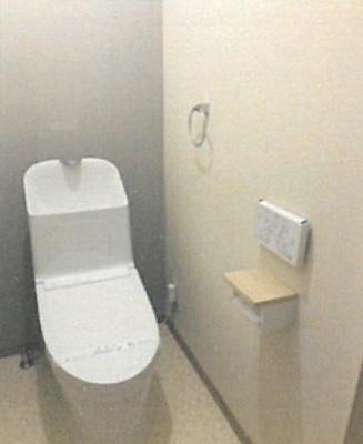 【トイレ】マイ・セジュールA棟