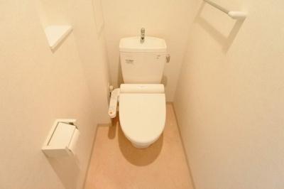 【トイレ】ティ ベルデ