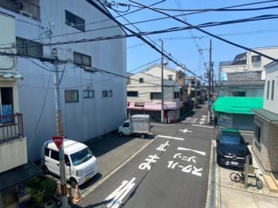 【駐車場】高山マンション