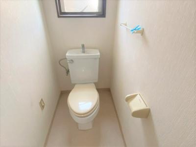 【トイレ】高山マンション
