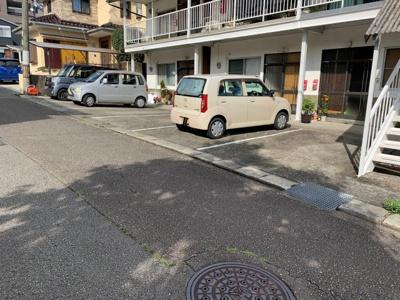 【駐車場】野久保アパート 明洋