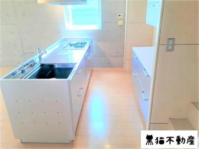【キッチン】VISCONTI覚王山