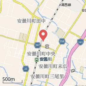 【地図】Grouse 弐番館