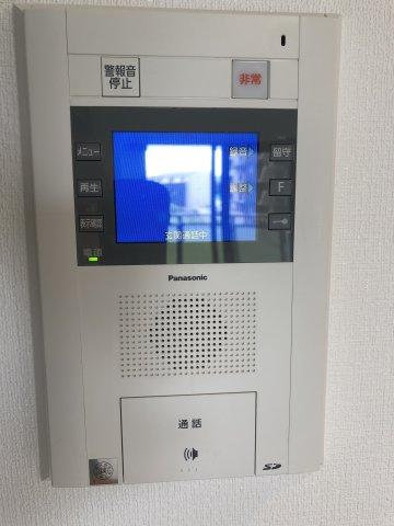 【セキュリティ】ライオンズマンション幕張第3