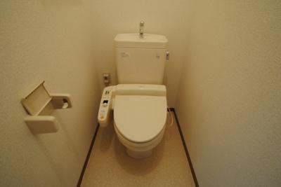 【トイレ】リビングタウン小森野壱番館