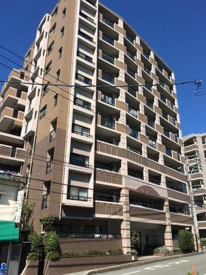 【外観】南区長住5丁目 中古マンション3LDK 1階