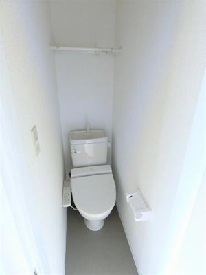 【トイレ】不二レジデンス