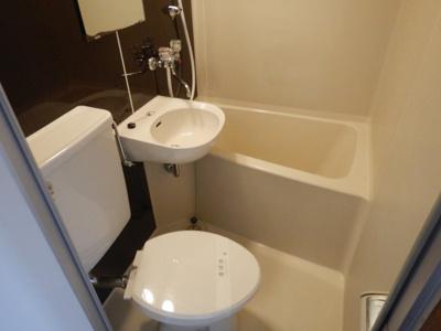 【浴室】スカイパレス町田