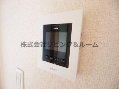 【セキュリティ】シャーメゾン・厨台