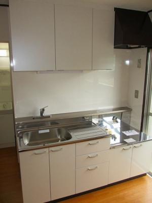 【キッチン】サングリーン6