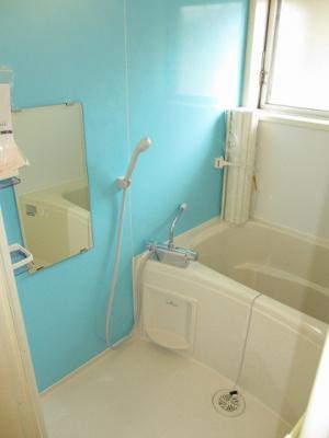 【浴室】サングリーン6