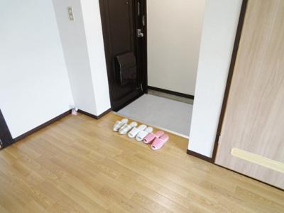 【玄関】サングリーン6